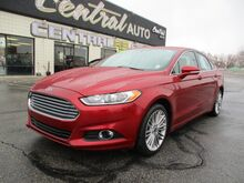 2014_Ford_Fusion_SE_ Murray UT