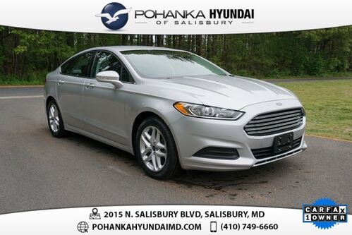 2014_Ford_Fusion_SE **ONE OWNER**_ Salisbury MD