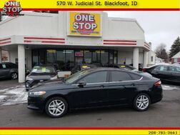 2014_Ford_Fusion_SE_ Pocatello and Blackfoot ID