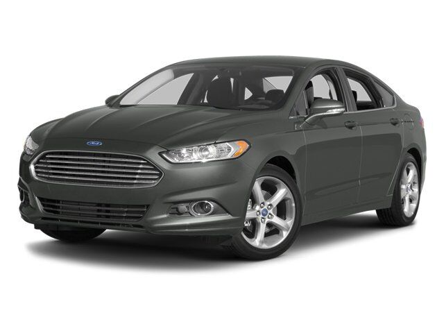 2014 Ford Fusion SE Raleigh NC