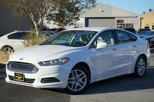 2014_Ford_Fusion_SE_ San Rafael CA