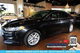2014_Ford_Fusion_SE Sedan 4D_ Scottsdale AZ
