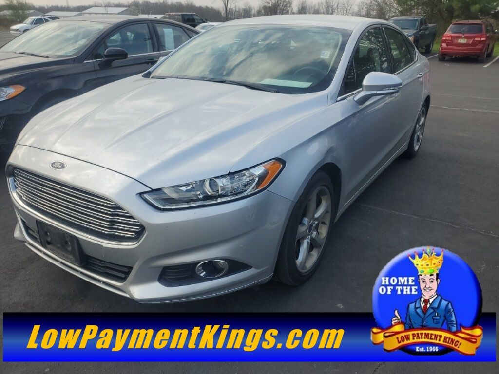 2014 Ford Fusion SE Shelby OH
