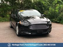 2014 Ford Fusion SE South Burlington VT