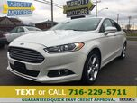 2014 Ford Fusion SE Sport w/Low Miles