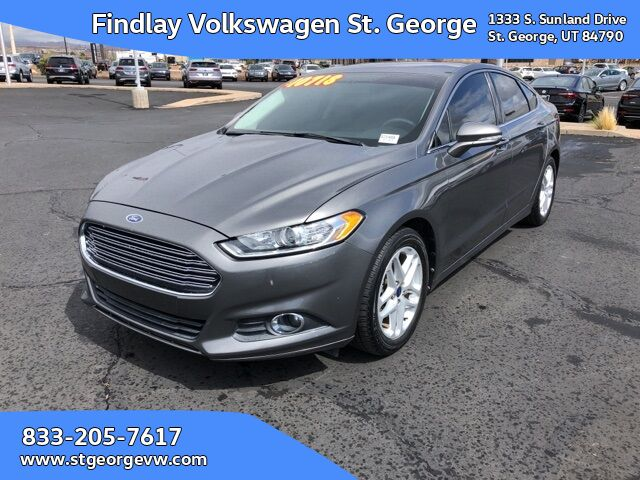 2014 Ford Fusion SE St. George UT