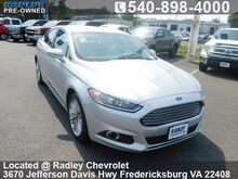 2014_Ford_Fusion_SE_ Northern VA DC