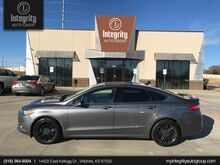 2014_Ford_Fusion_SE_ Wichita KS