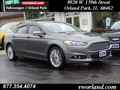 2014_Ford_Fusion_SE_ Orland Park IL
