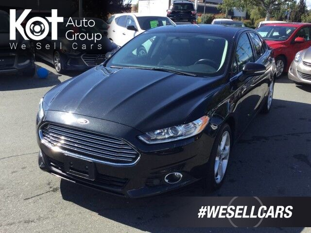 2014 Ford Fusion SPORTS EDITION! NO ACCIDENTS! BEAUTY PIECE! Kelowna BC