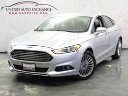 2014_Ford_Fusion_Titanium / 2.0 Ecoboost Engine / FWD / Parking Aid with Rear Vie_ Addison IL