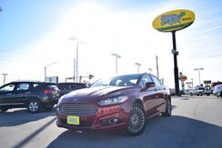 2014_Ford_Fusion_Titanium AWD_ Houston TX
