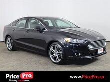 2014_Ford_Fusion_Titanium AWD w/Navigation/Sunroof_ Maumee OH