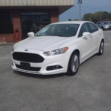 2014_Ford_Fusion_Titanium_ Brownsville TN