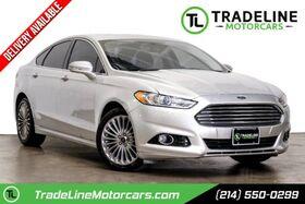 2014_Ford_Fusion_Titanium_ CARROLLTON TX
