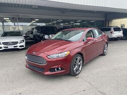2014_Ford_Fusion_Titanium_ Cleveland OH