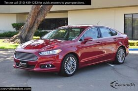 2014_Ford_Fusion Titanium Edition Just Serviced_Great Condition & Well Loaded LOW MILES!!!_ Fremont CA