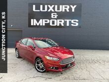 2014_Ford_Fusion_Titanium_ Leavenworth KS