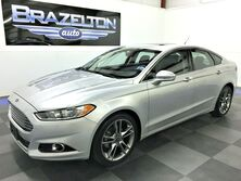 Ford Fusion Titanium, Nav, Roof, Rear Camera, Heated Seats 2014