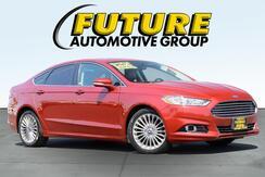2014_Ford_Fusion_Titanium_ Roseville CA