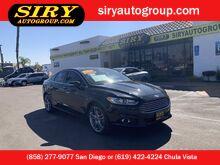 2014_Ford_Fusion_Titanium_ San Diego CA