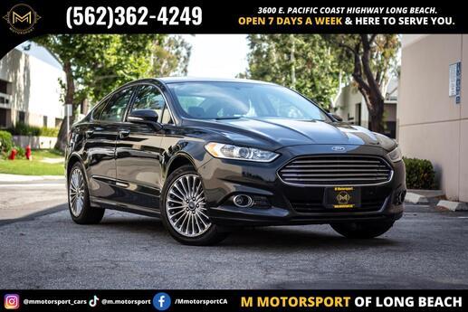 2014 Ford Fusion Titanium Sedan 4D Long Beach CA