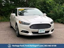 2014 Ford Fusion Titanium South Burlington VT