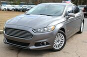 2014 Ford Fusion w/ NAVIGATION & LEATHER SEATS