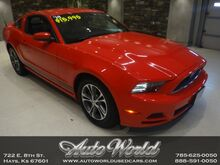 2014_Ford_MUSTANG__ Hays KS