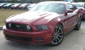 Ford Mustang ** GT PREMIUM ** - w/ NAVIGATION & LEATHER SEATS 2014