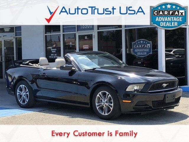 2014 Ford Mustang  Miami FL