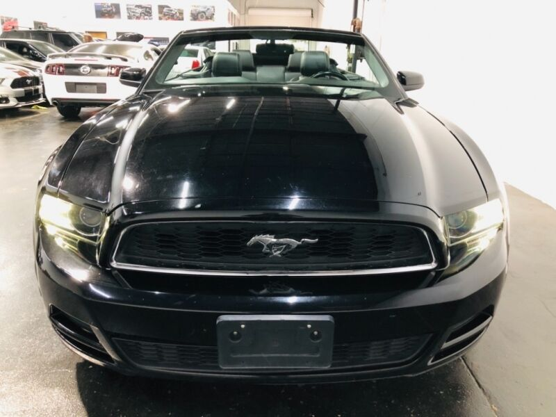 2014 Ford Mustang 2dr Conv V6 Dallas TX