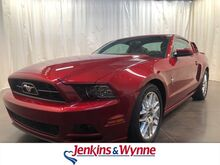 2014_Ford_Mustang_2dr Cpe V6 Premium_ Clarksville TN