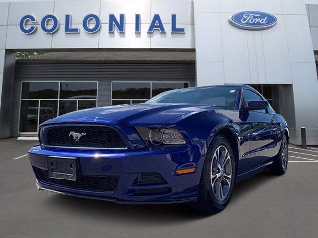 2014 Ford Mustang 2dr Cpe V6 Premium Marlborough MA