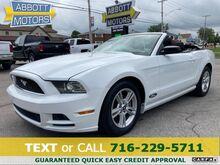 2014_Ford_Mustang_Convertible V6 Premium+_ Buffalo NY