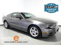 2014_Ford_Mustang Coupe V6_*AUTOMATIC, STEERING WHEEL CONTROLS, ALLOY WHEELS, CRUISE CONTROL, KEYLESS ENTRY/LOCK_ Round Rock TX