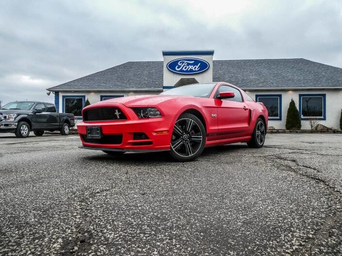 2014 Ford Mustang GT- CALIFORNIA SPECIAL EDITION- 5.0L V8- MANUAL Essex ON