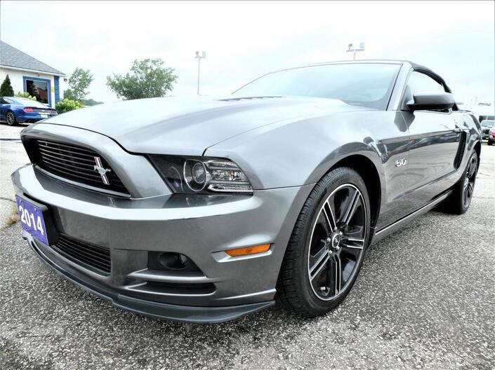 2014 Ford Mustang GT | Navigation | Convertible | Heated Seats Essex ON