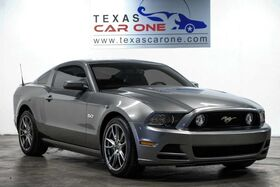2014_Ford_Mustang_GT 5.0L V8 LEATHER SEATS BLUETOOTH REAR PARKING AID MICROSOFT SYNC POWER DRIVER SEAT_ Addison TX