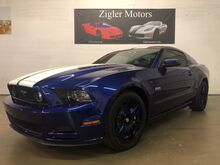 2014_Ford_Mustang_GT 6-Manual 5.0 V8 5700 miles One Owner Clean Carfax_ Addison TX