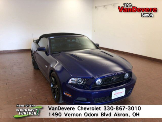 2014 Ford Mustang GT Akron OH