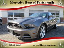 2014_Ford_Mustang_GT_ Greenland NH