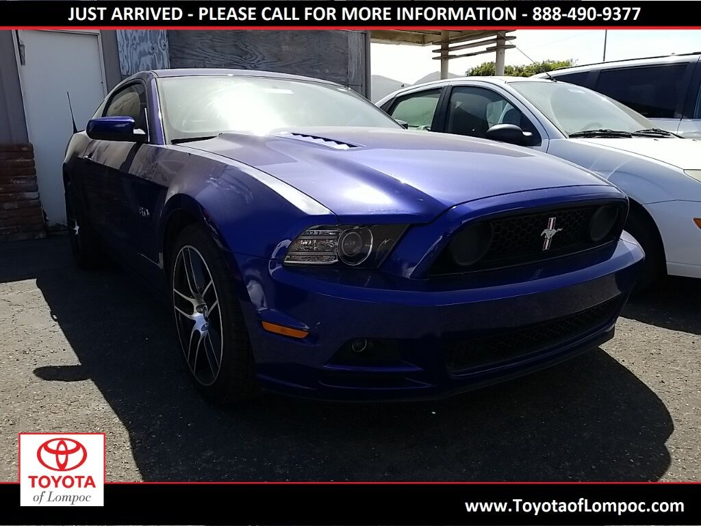 2014 Ford Mustang GT Lompoc CA