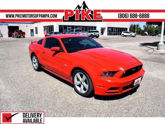 2014 Ford Mustang GT Pampa TX