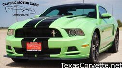 2014_Ford_Mustang_GT Premium California Special_ Lubbock TX