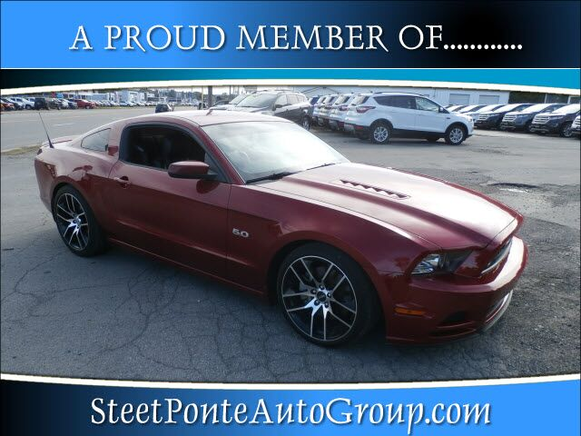 2014 Ford Mustang GT Premium Yorkville NY