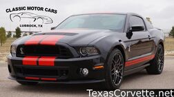 2014_Ford_Mustang_Shelby GT500_ Lubbock TX