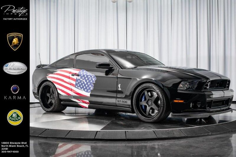 2014_Ford_Mustang_Shelby GT500_ North Miami Beach FL