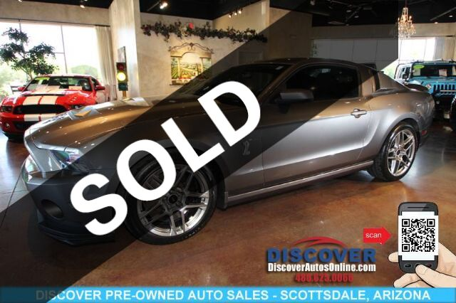 2014 Ford Mustang Shelby GT500 Supercharged 5.8L Scottsdale AZ