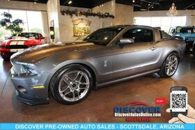 2014_Ford_Mustang_Shelby GT500 Supercharged 5.8L_ Scottsdale AZ